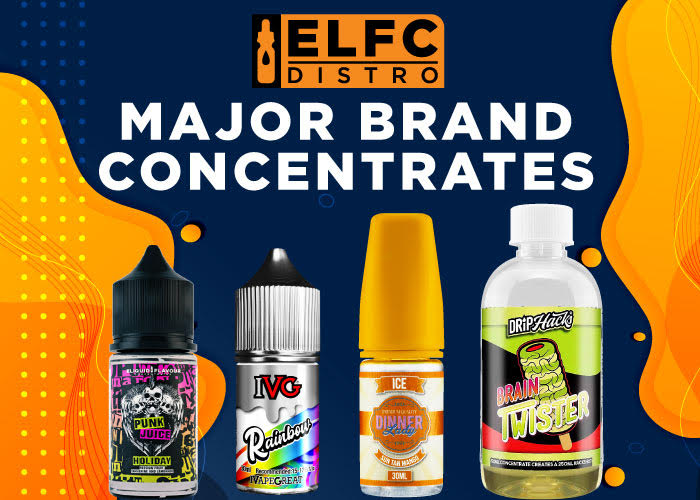 Major Brand Concentrates